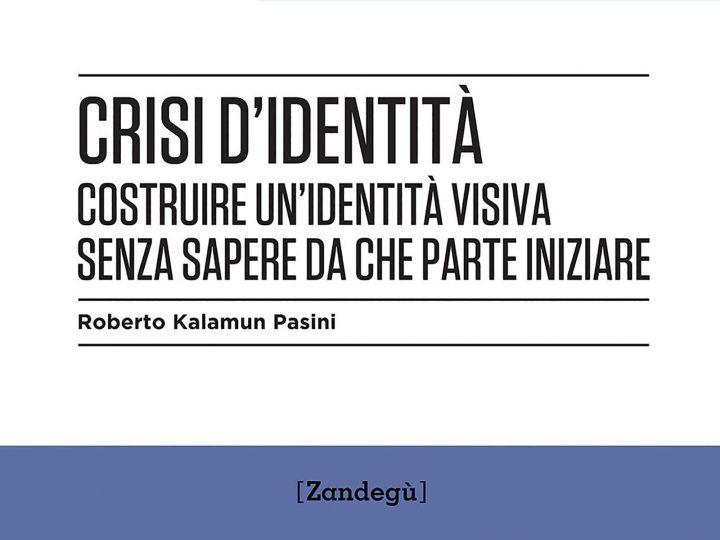 Dalla copertina di Crisi d'identità